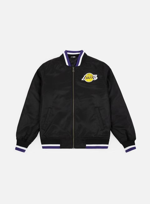 Outlet e Saldi Giacche Intermedie New Era NBA Team Apparel Varsity Los Angeles Lakers