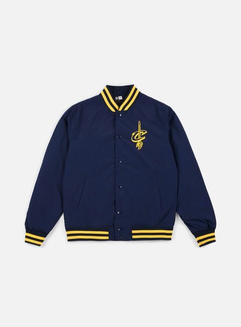 Giacche leggere New Era NBA Team Pop Logo Varsety Jacket Cleveland Cavaliers