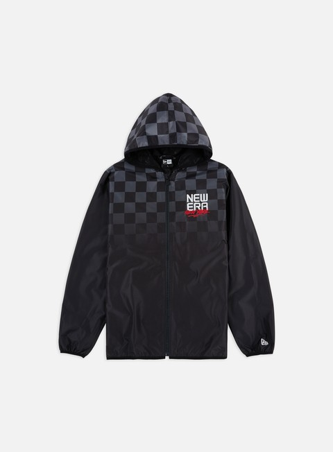 Windbreaker New Era NE Contemporary Windbreaker