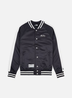 New Era NE Contrast Sleeve Varsity Jacket New Era