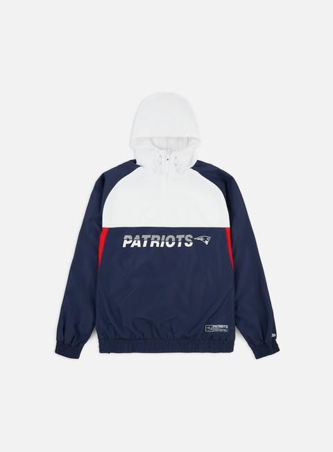 Giacche leggere New Era NFL Colour Block Windbreaker New England Patriots