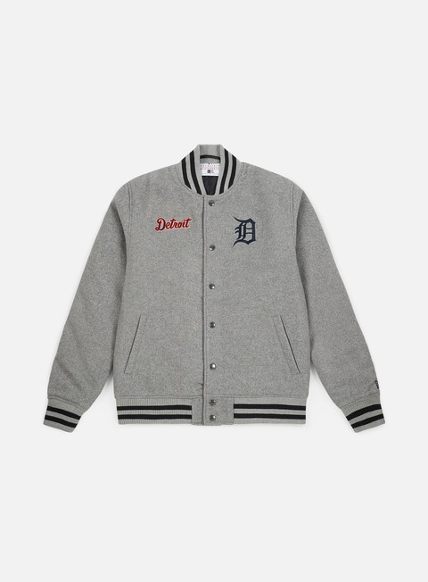 New Era NFL Team Apparel Bomber Detroit Tigers