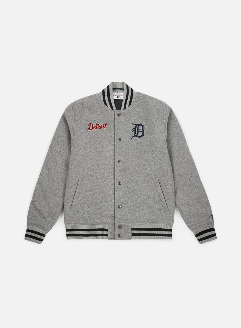 new concept a477f b7c0d NFL Team Apparel Bomber Detroit Tigers