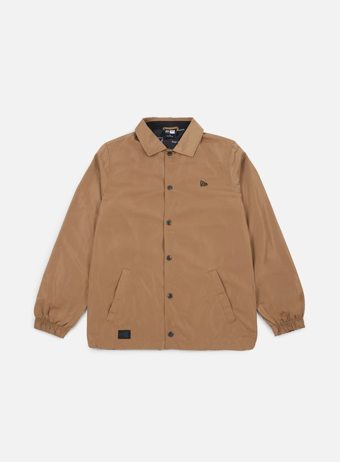 giacche new era originators coach jacket khaki