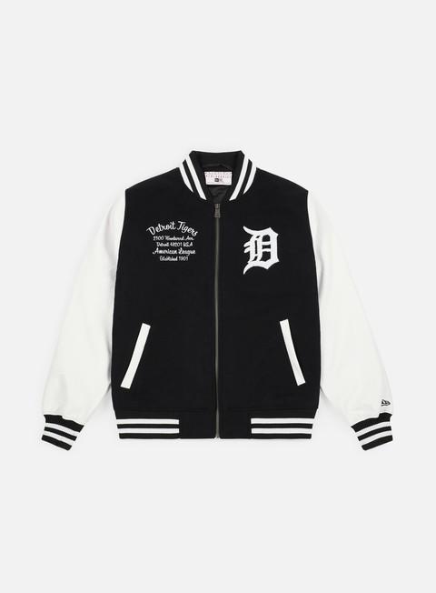 Giacche intermedie New Era Post Grad Pack Varsity Jacket Detroit Tigers