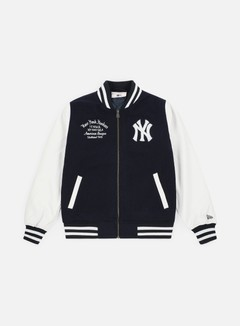 099dc9ee96208 New Era Post Grad Pack Varsity Jacket New York Yankees