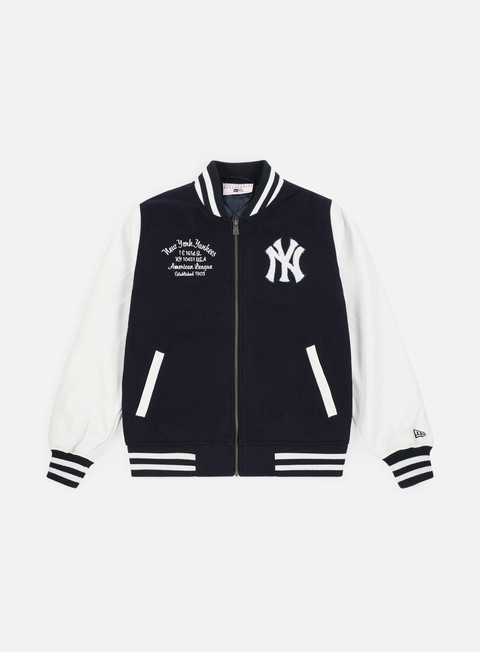 Giacche Intermedie New Era Post Grad Pack Varsity Jacket New York Yankees