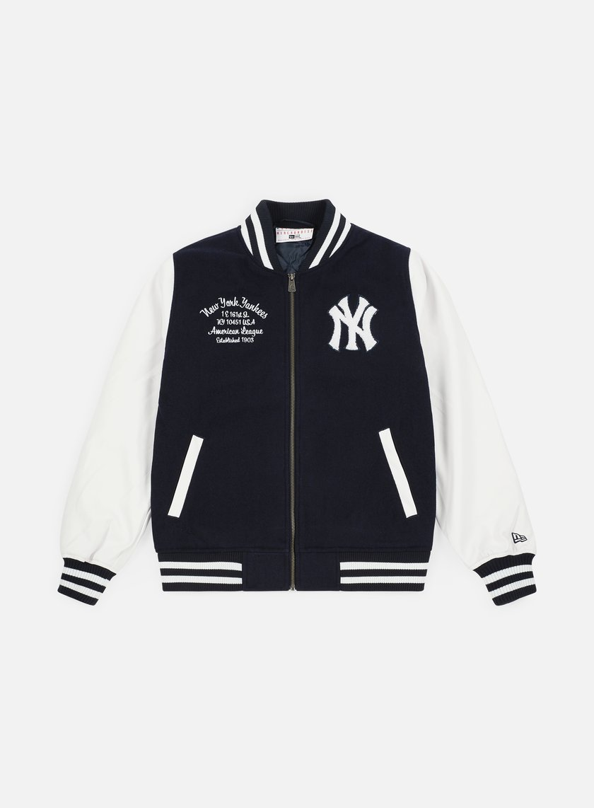 ec624a1ba594d NEW ERA Post Grad Pack Varsity Jacket New York Yankees € 80 ...