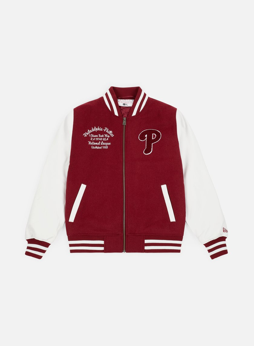 New Era Post Grad Pack Varsity Jacket Philadelphia Phillies
