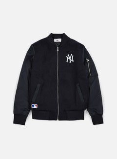 New Era - Remix II Bomber Jacket NY Yankees, Navy 1