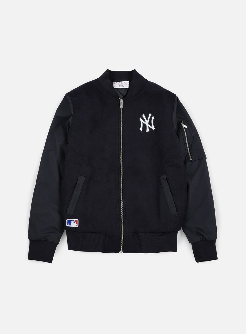 New Era - Remix II Bomber Jacket NY Yankees, Navy