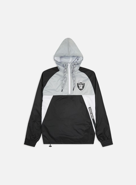 New Era Ripstop Windbreaker Las Vegas Raiders