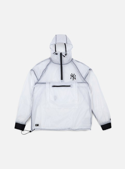 Anorak New Era Snow Stealth Smock Jacket NY Yankees