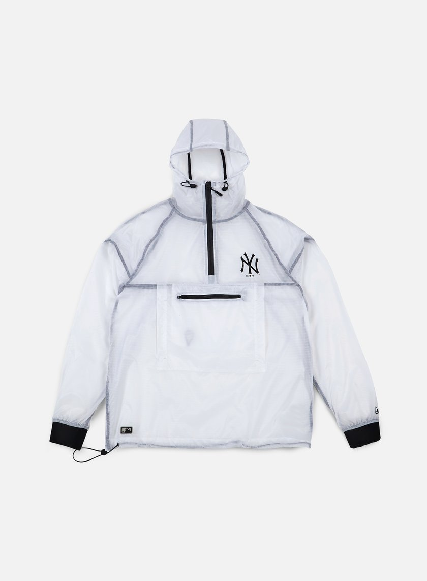 New Era - Snow Stealth Smock Jacket NY Yankees, Transparent