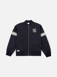 New Era Team Apparel Bomber Jacket NY Yankees
