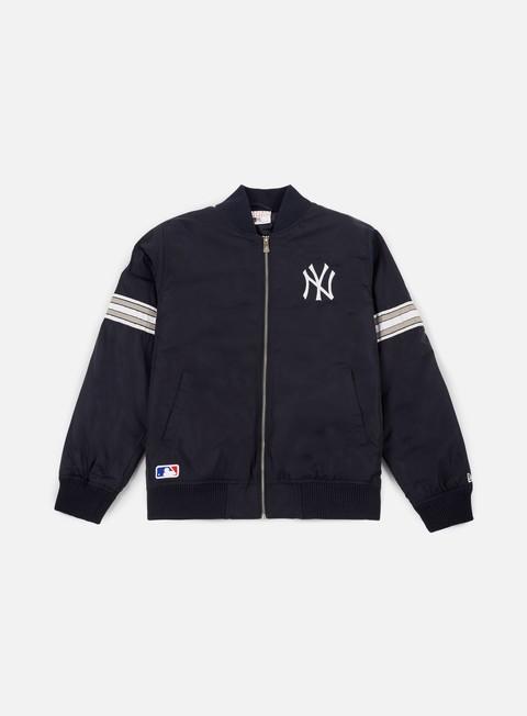 Intermediate Jackets New Era Team Apparel Bomber Jacket NY Yankees