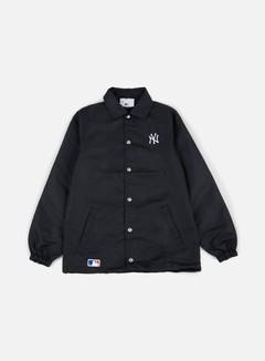 New Era - Team Apparel Coaches Jacket NY Yankees, Navy 1