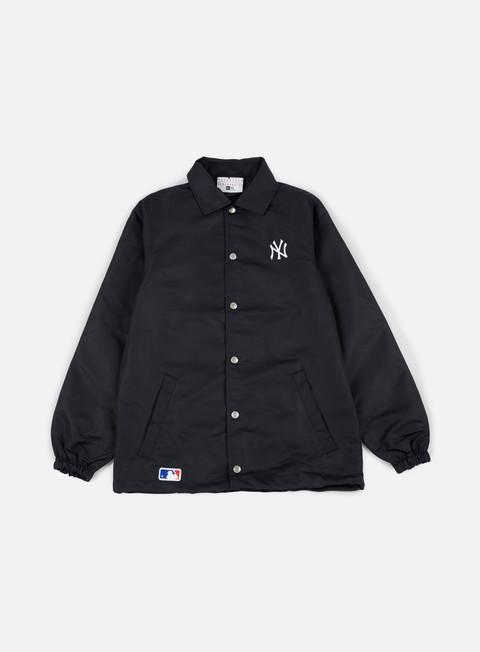 Giacche leggere New Era Team Apparel Coaches Jacket NY Yankees