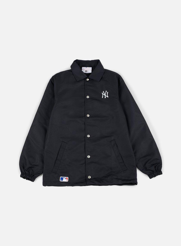 New Era - Team Apparel Coaches Jacket NY Yankees, Navy