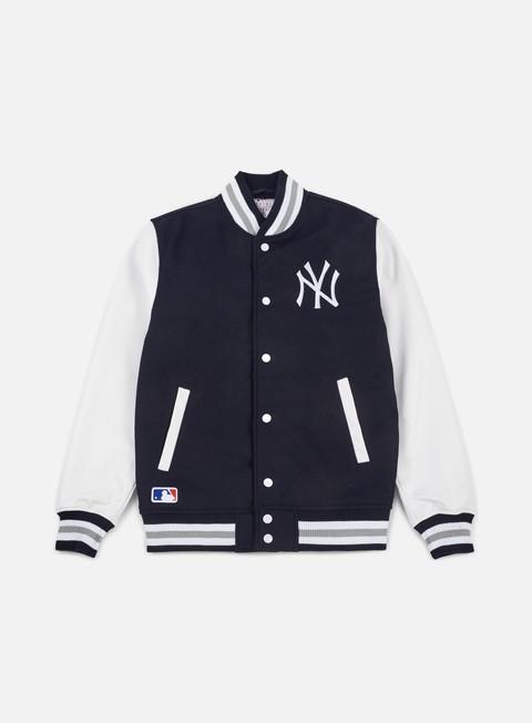 Giacche intermedie New Era Team Apparel Varsity Jacket NY Yankees