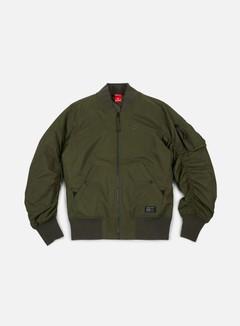 Nike - AF1 Woven Jacket, Cargo Khaki/Cargo Khaki