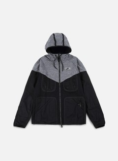 Nike - International Windrunner, Black/Grey 1