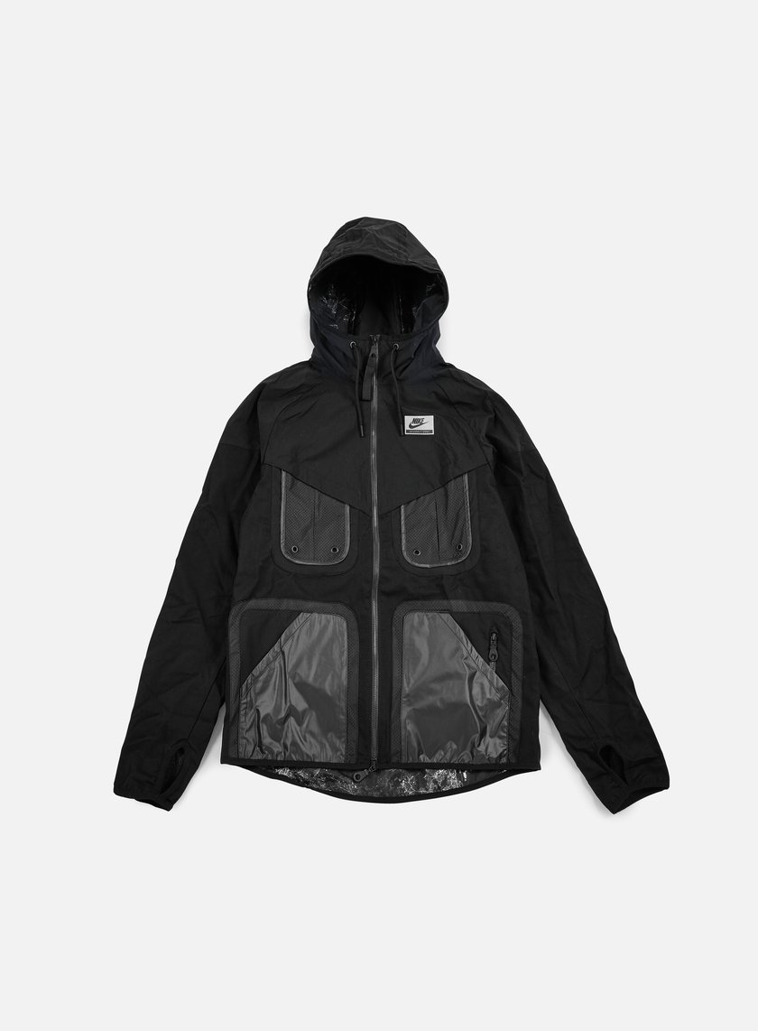 Nike - Nike International Windrunner, Black
