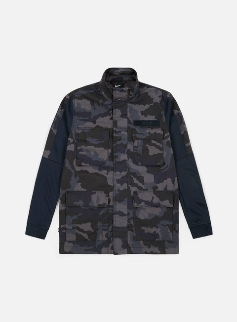 Light Jackets Nike NSW Camo Jacket