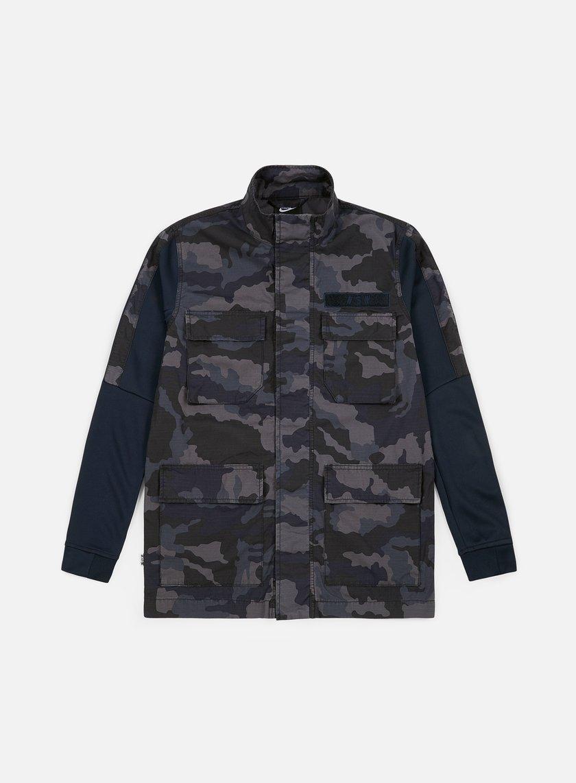 1b0fc2487e6b NIKE NSW Camo Jacket € 60 Light Jackets