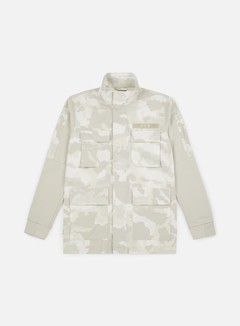 Nike - NSW Camo Jacket, Summit White/Light Bone/White