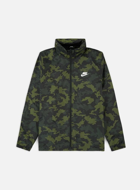 Light Jackets Nike NSW CE Windbreaker Jacket