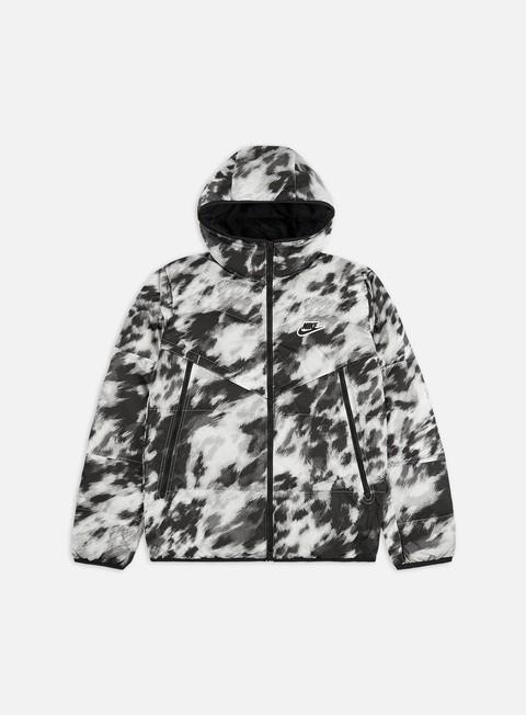 Nike NSW Down-Fill Windrunner Aop Shield Jacket
