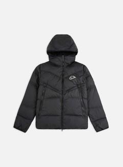 Nike - NSW Down-Fill Windrunner Shield Jacket, Black/Black/Black/Black