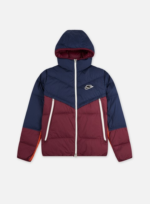 Hooded Jackets Nike NSW Down-Fill Windrunner Shield Jacket