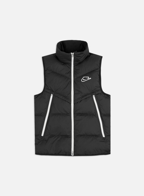 Giacche Smanicate Nike NSW Down-Fill Windrunner Shield Vest
