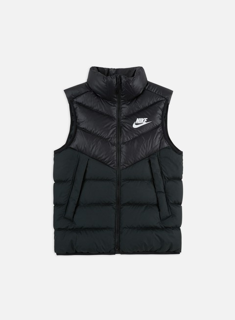 Intermediate Jackets Nike NSW Down Fill Windrunner Vest
