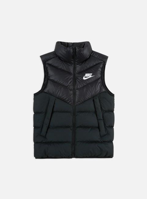 Vest Jackets Nike NSW Down Fill Windrunner Vest