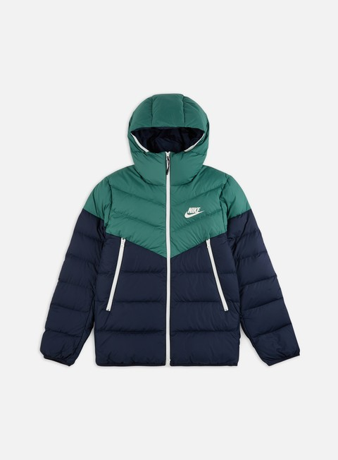 Giacche Invernali Nike NSW Fill Down Windrunner Jacket