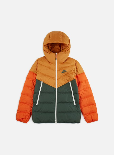 Outlet e Saldi Giacche Invernali Nike NSW Fill Down Windrunner Jacket