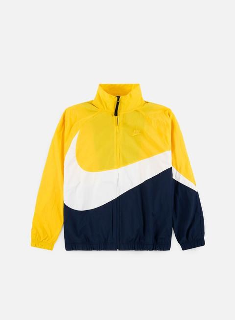 Outlet e Saldi Giacche Leggere Nike NSW HBR STMT Woven Jacket