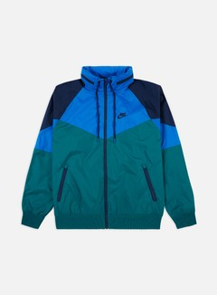Nike - NSW HD HE Windrunner, Geode Teal/Battle Blue/Midnight Navy