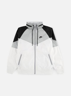 Nike - NSW HD HE Windrunner, White/Pure Platinum/Wolf Grey/Black