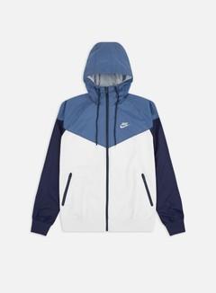 Nike - NSW HD Windrunner, Photon Dust/Stone Blue/Photon Dust