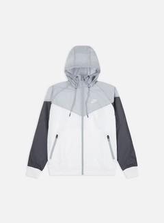 Nike - NSW HD Windrunner, White/Pure Platinum/Dark Grey/Dark Grey