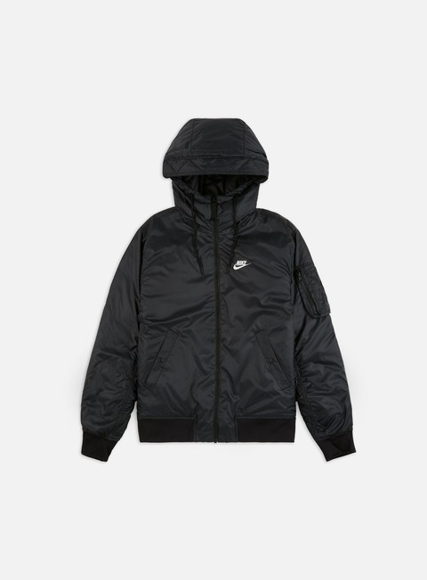 Intermediate Jackets Nike NSW HE WR Reversible Jacket