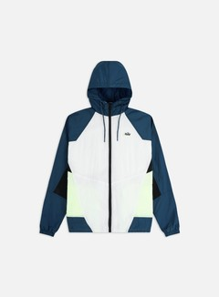 Nike - NSW HE WVN Signature Windrunner, Blue Force/White/Barely Volt