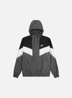 Nike - NSW Heritage Hooded Windrunner, Iron Grey/Black/White