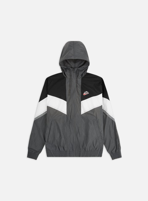 Windbreaker Nike NSW Heritage Hooded Windrunner