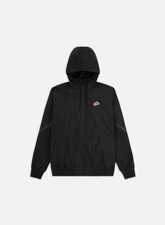 Nike - NSW Heritage Ind Hooded Windrunner, Black/Black/Black