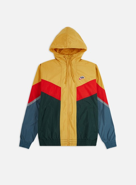 Light Jackets Nike NSW Heritage Ind Hooded Windrunner
